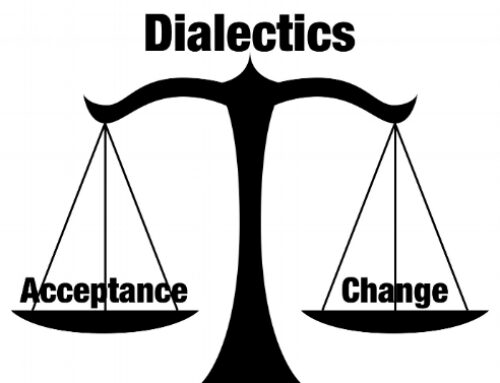 Find the Dialectic and Stick With It