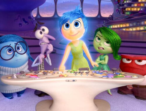 Inside Out Emotions: We Need Them All