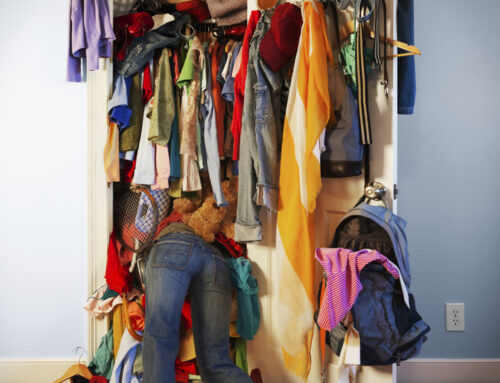 The Hanger Exercise: A Simple Way to Clean Out Your Closet