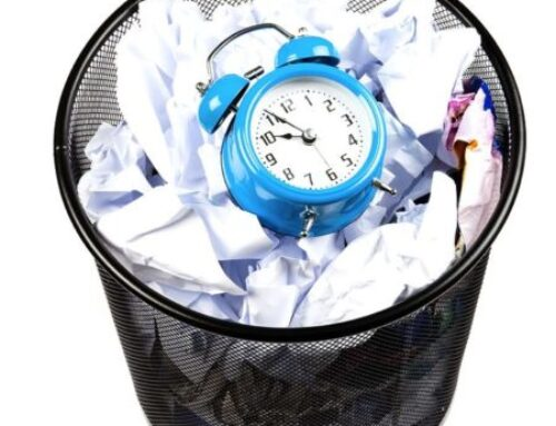 """What I Learned from a Weekend of """"Wasting Time"""""""