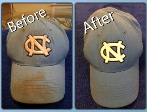 How to Clean a Dirty Baseball Cap