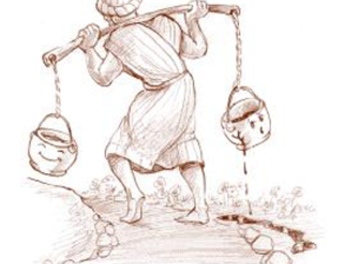 The Story of the Farmer and the Leaky Pot