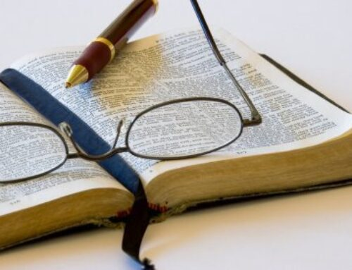 Should We Interpret the Bible Like the Constitution?