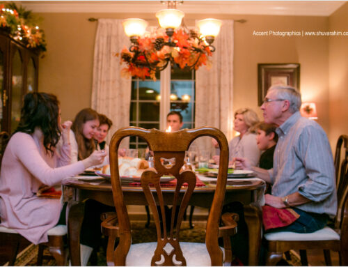 When a Family Member Isn't There This Holiday: 4 Healthy Responses