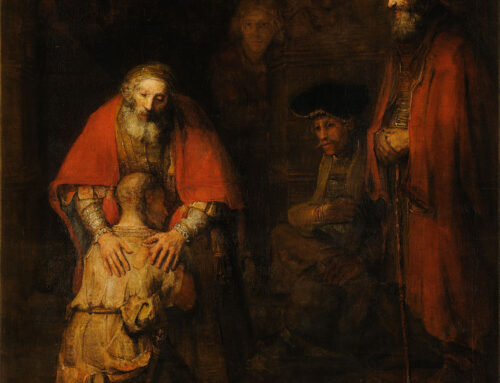 The Return of the Prodigal Son: Where is Our Focus?