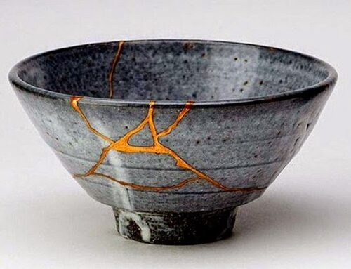 Kintsugi and Redeeming Our Pain