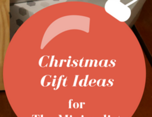 What to Buy a Minimalist for Christmas? 7 Awesome Ideas