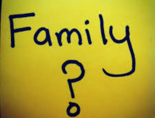 Who is My Family?