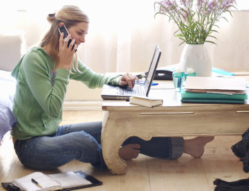 How to Be Productive Working From Home: 7 Key Strategies