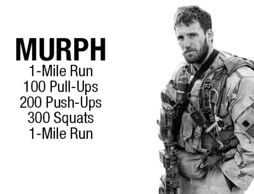 Memorial Day, Murph, and Gratitude