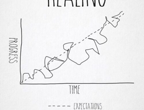 Healing Takes Some Time