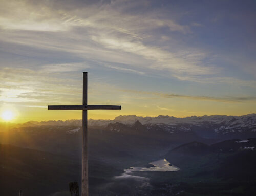 Good Friday, Easter Sunday, and Living Wholly